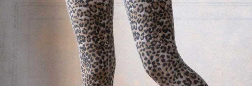 imprimé léopard
